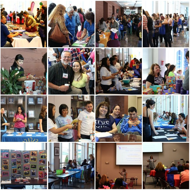 A picture collage of the 2017 CDIC Symposium