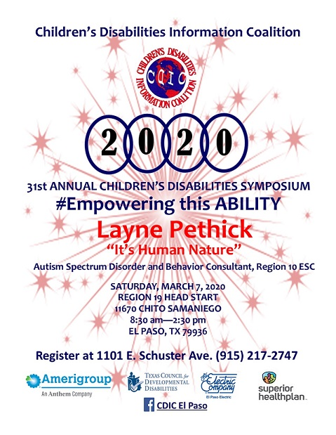 31st Annual Symposium CDIC, March 7th, 2020